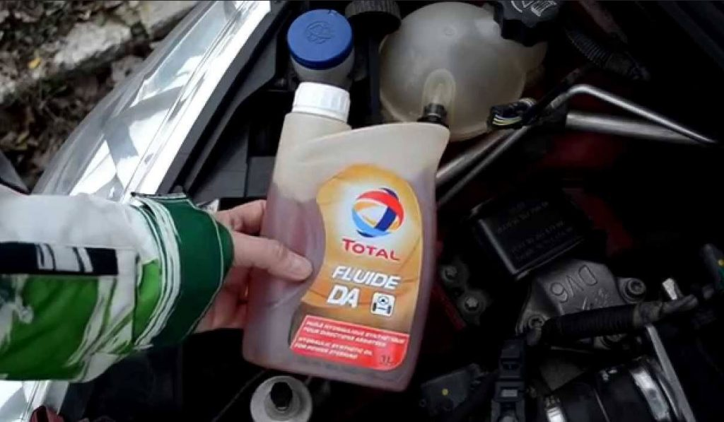 Can You Use Brake Fluid for Power Steering Fluid?