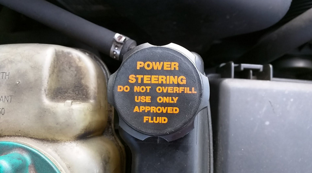 can you use brake fluid instead of power steering fluid