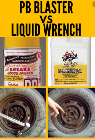 pb blaster vs liquid wrench pb blaster or liquid wrench liquid wrench penetrating oil vs pb blaster
