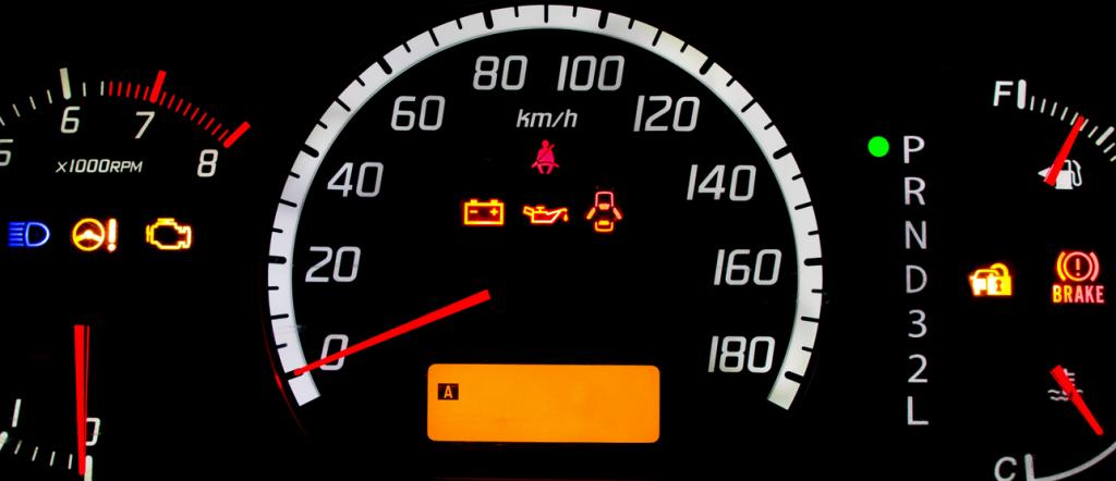 bmw 325i brake light on dashboard