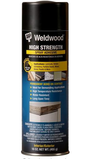Dap Weldwood Contact Adhesive