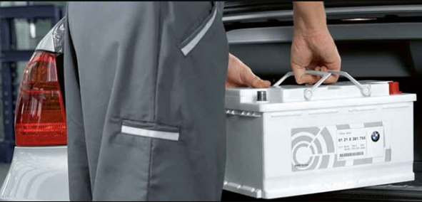 BMW Battery Replacement Reprogramming