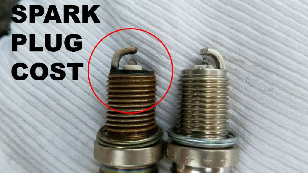 how much does it cost to change spark plugs