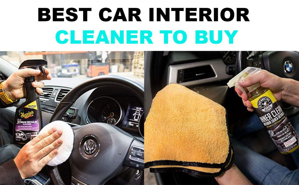 If you are looking some of the best car Interior cleaning products, then you have just got the perfect guide on this top rated car upholstery cleaners out there on the market.