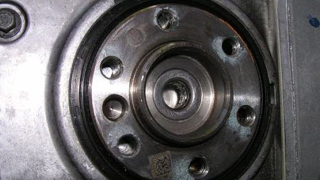 symptoms of a bad pilot bearing