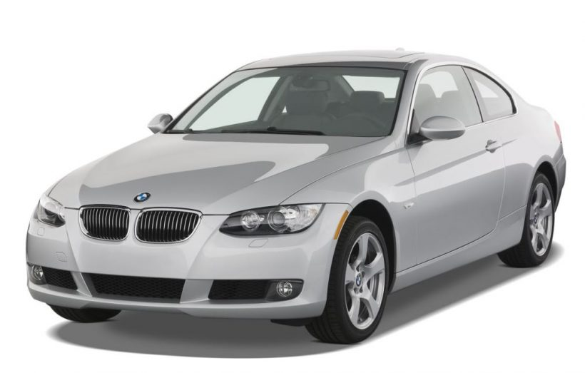 BMW 3 series 2008 Review