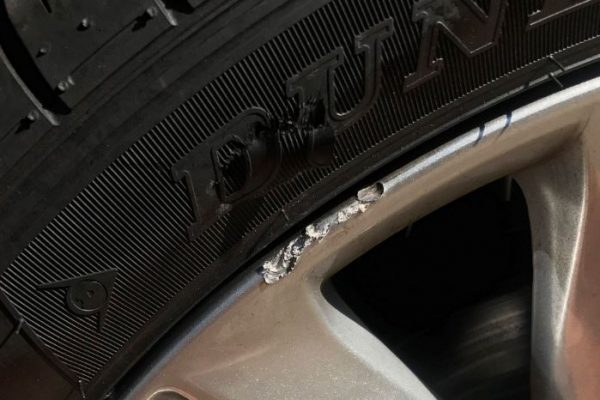 How To Fix Curb Rash On Polished Wheels & Amp; How To Fix Scratched Aluminum Wheels