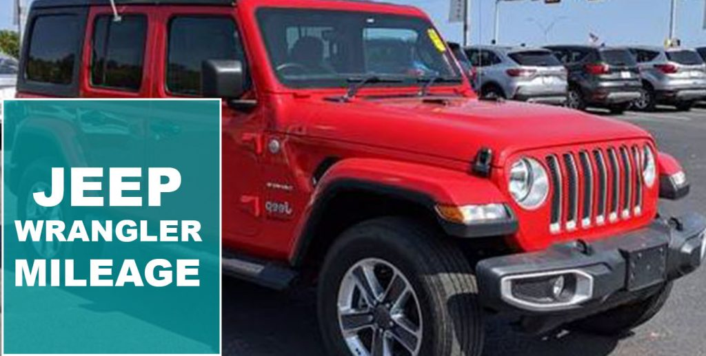what is considered high mileage on a jeep wrangler