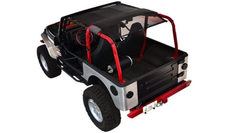 Can You Change A Hard Top Jeep To A Soft Top